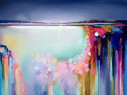 Dawn Light by Anna Gammans -  sized 40x30 inches. Available from Whitewall Galleries